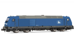 Arnold HN2414 (N 1:160) Press, BR 285.1, diesel locomotive, blue livery